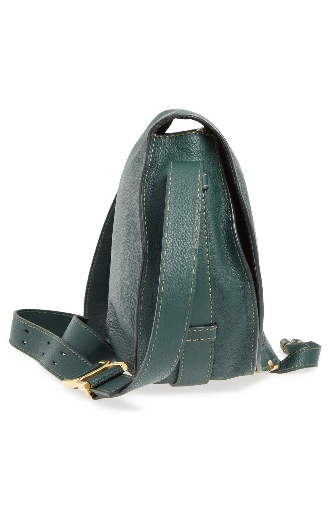 Alternate Image 5  - Chloé 'Marcie - Medium' Leather Crossbody Bag