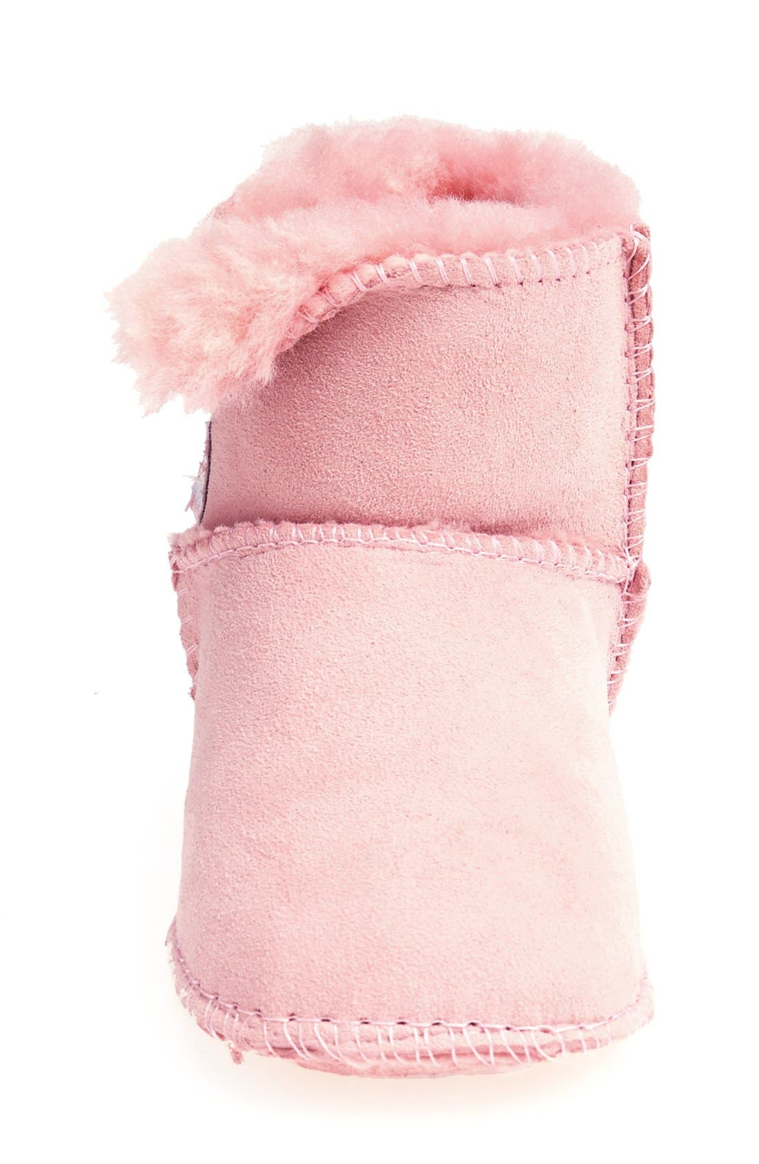 Alternate Image 3  - UGG® Erin Bootie (Baby & Walker)