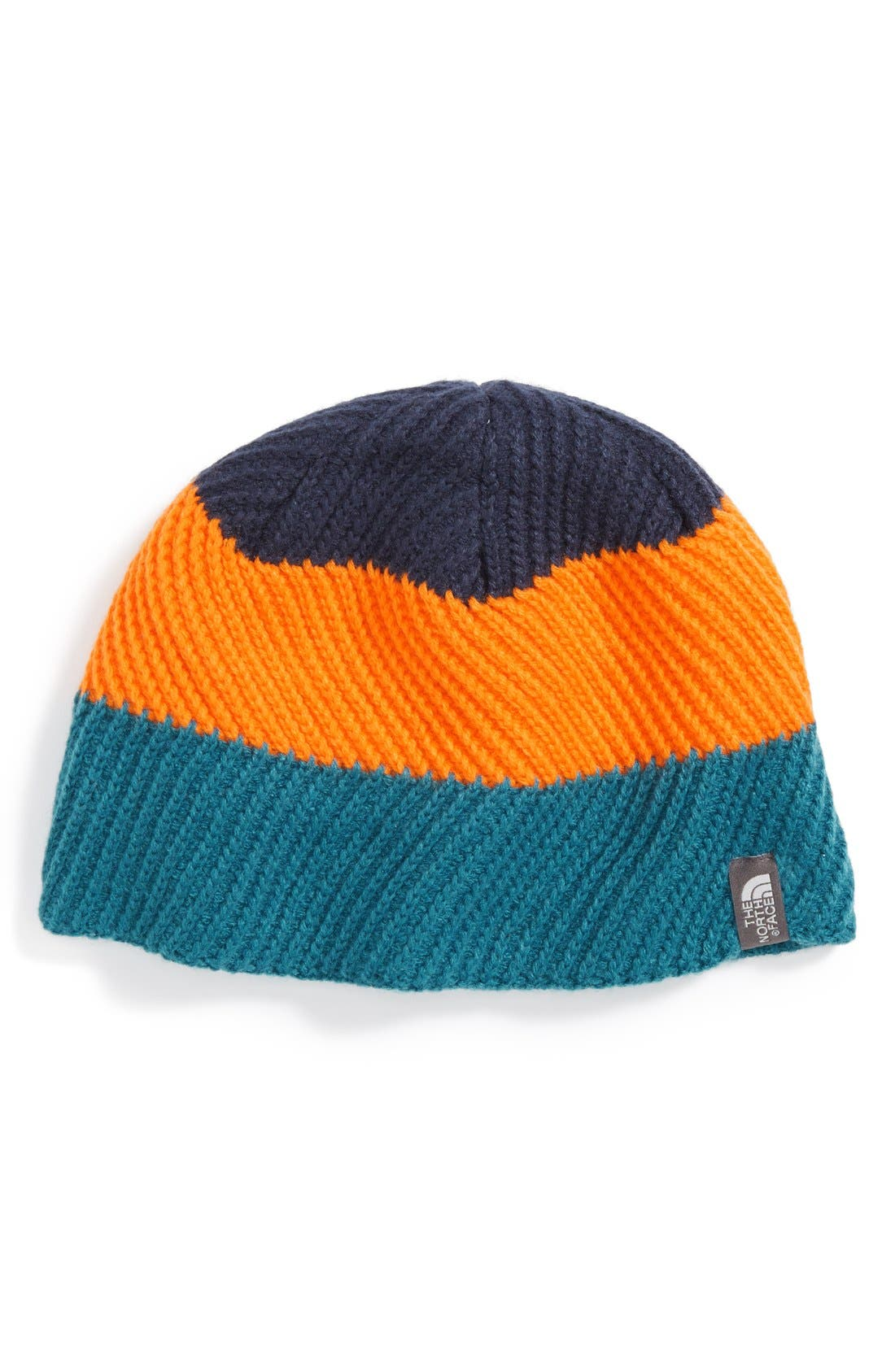 Main Image - The North Face 'Youth Gone Wild' Beanie (Big Boys)