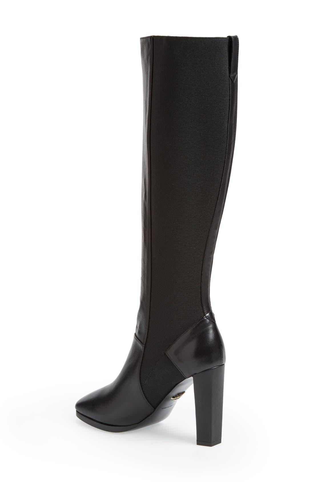 Alternate Image 2  - Diane von Furstenberg 'Pella' Tall Boot (Women)