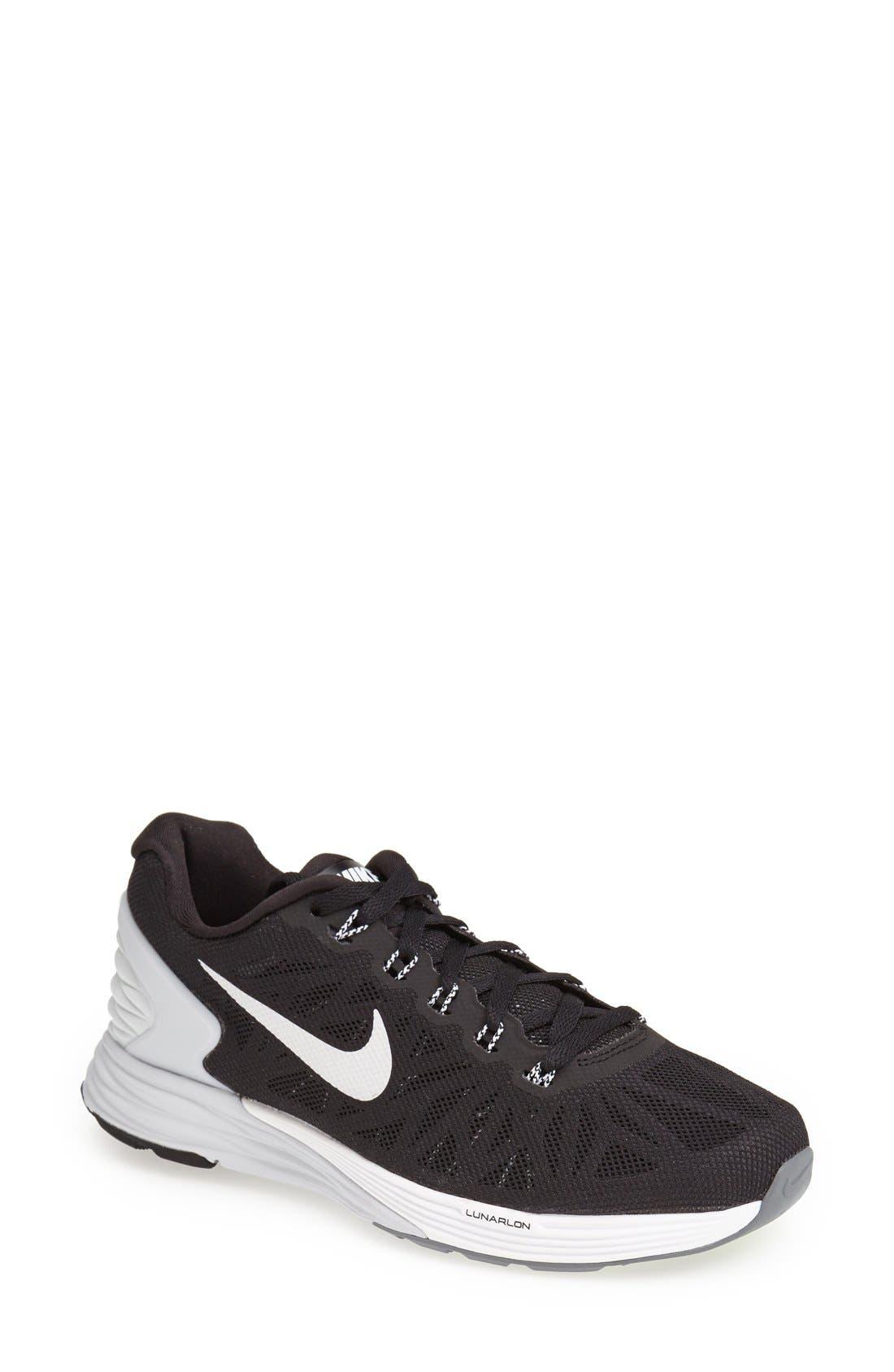 Alternate Image 1 Selected - Nike 'Lunarglide 6' Running Shoe (Women)