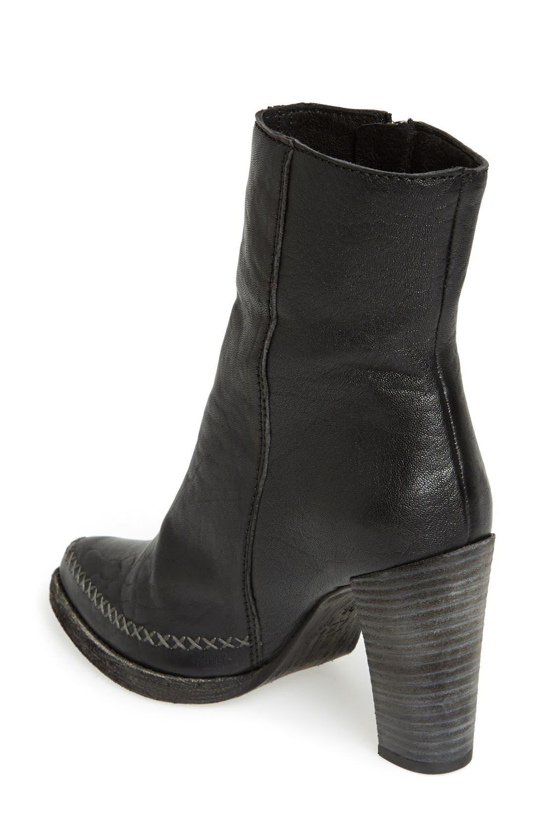 Alternate Image 2  - Free People 'Baroness' Side Zip Boot (Women)