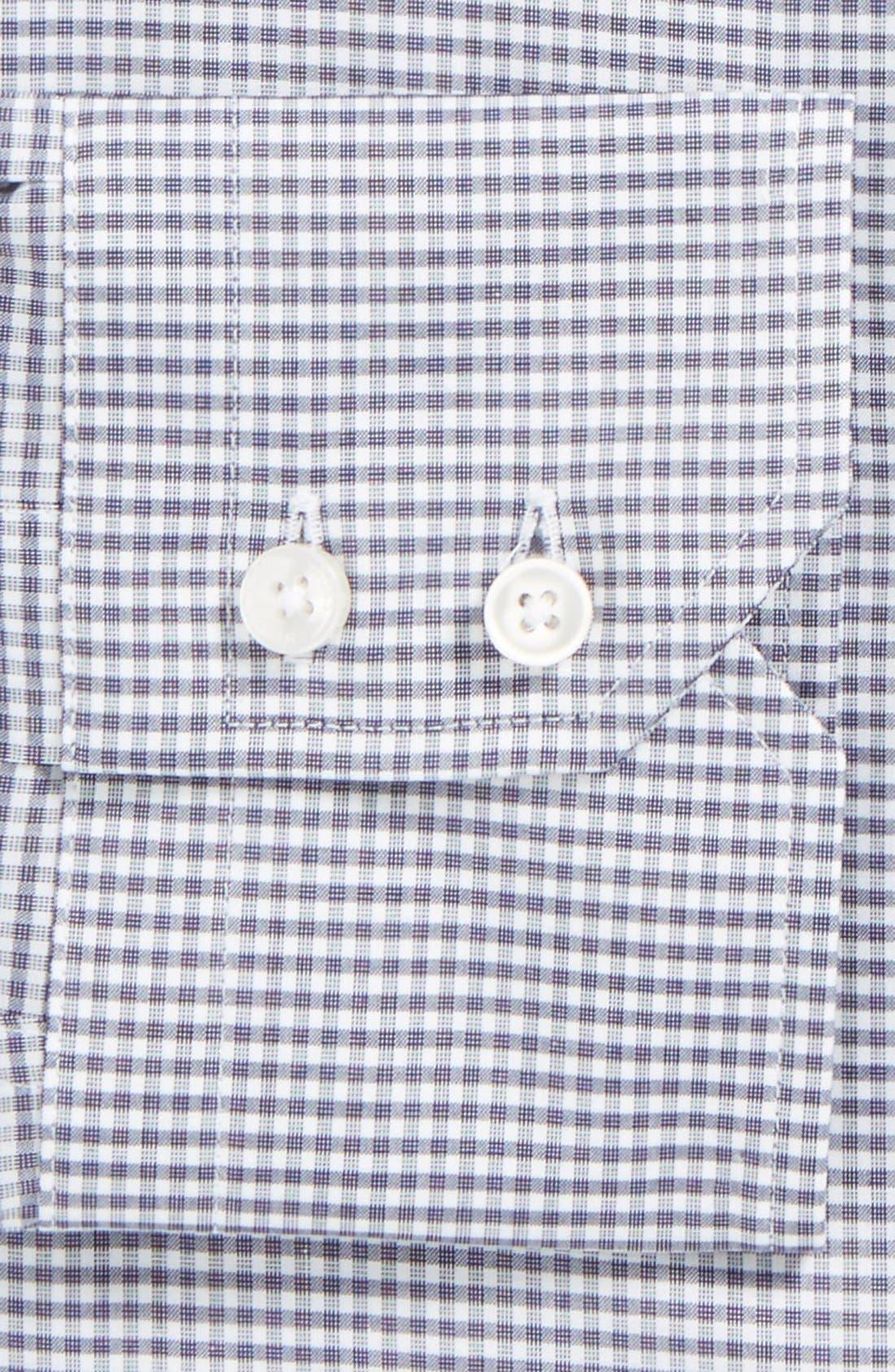 Alternate Image 2  - BOSS HUGO BOSS 'Enzo WW' Regular Fit Travel Dress Shirt