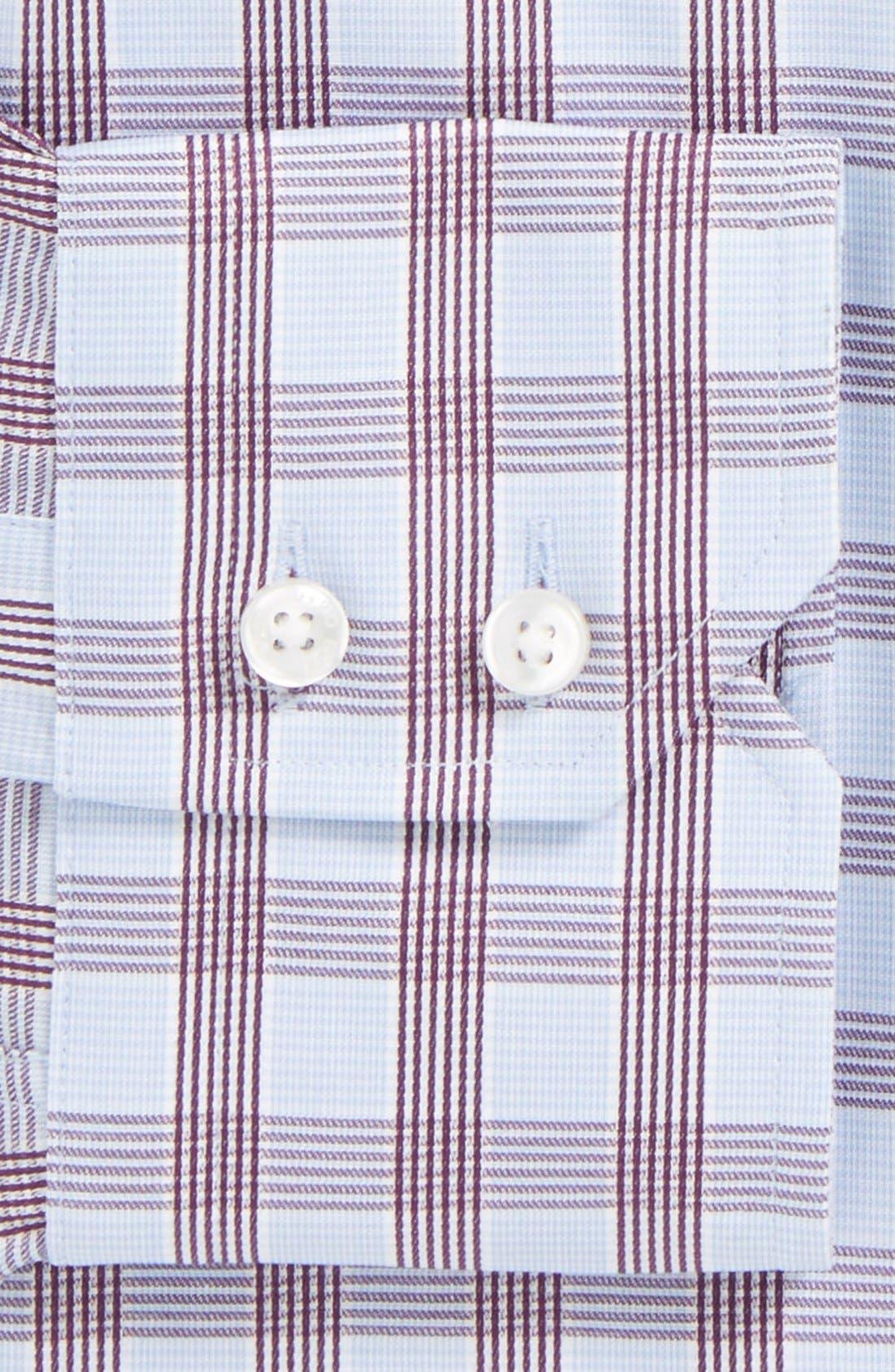 Alternate Image 2  - BOSS HUGO BOSS 'Gerald WW' Regular Fit Travel Dress Shirt