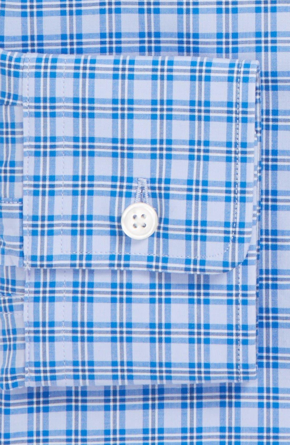Alternate Image 2  - BOSS HUGO BOSS 'Miles US' Sharp Fit Check Dress Shirt