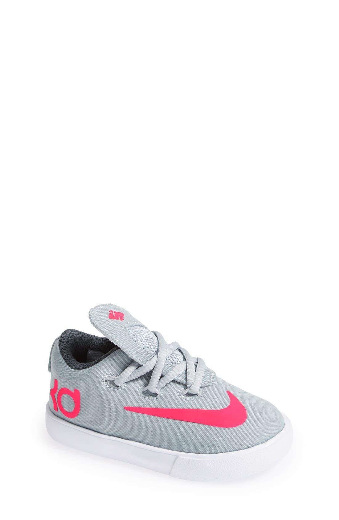 Alternate Image 1 Selected - Nike 'KD Vulc' Sneaker (Baby, Walker & Toddler)