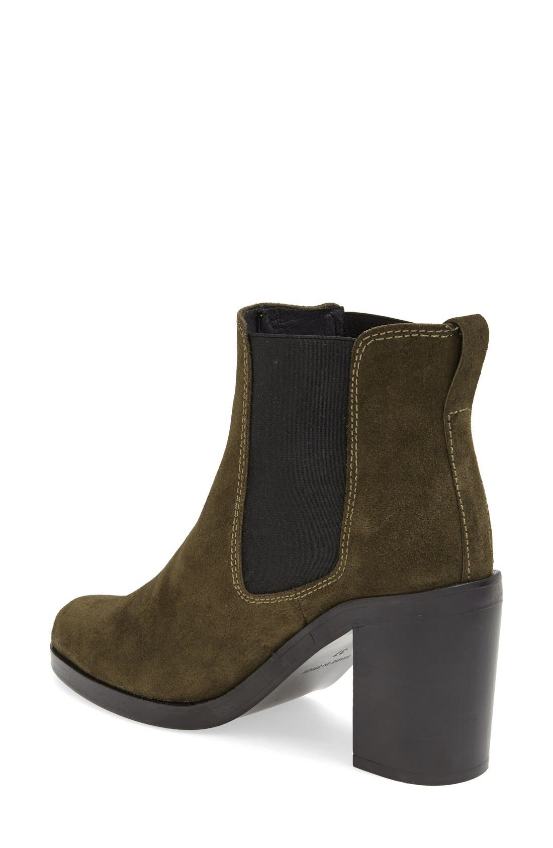 Alternate Image 2  - Topshop 'Missile' Chelsea Boot (Women)