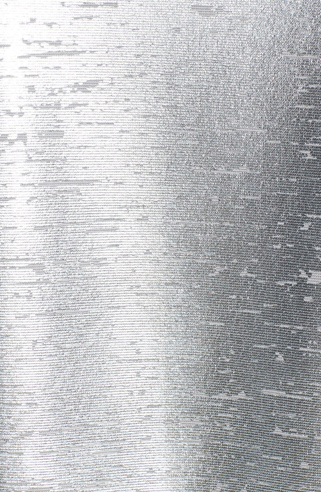 Alternate Image 3  - WAYF Metallic Minidress