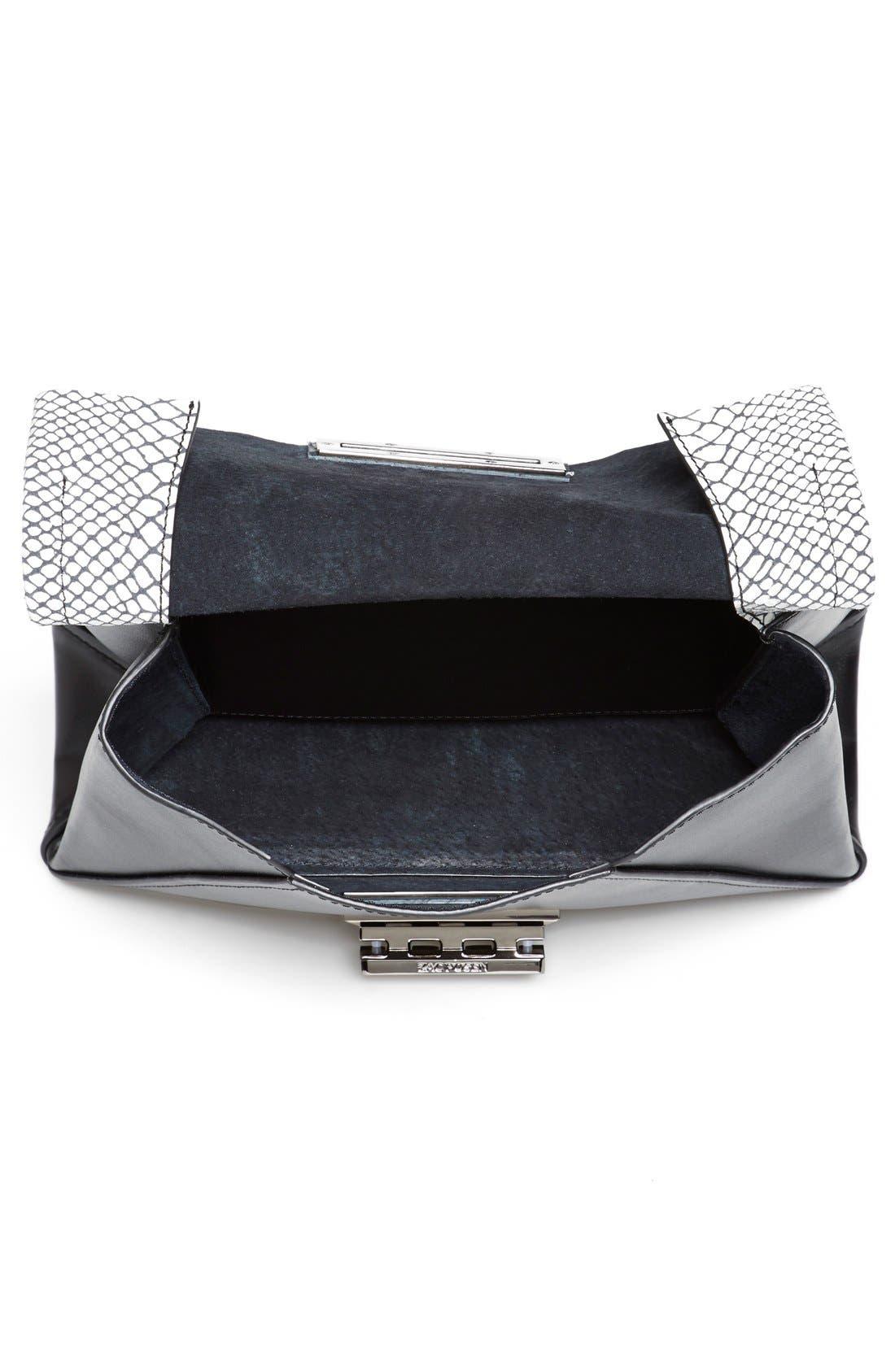 Alternate Image 3  - ZAC Zac Posen 'Eartha' Envelope Flap Shoulder Bag