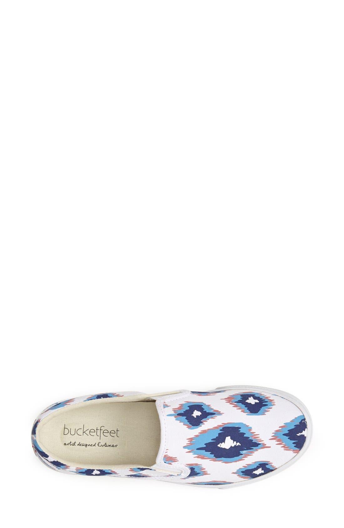Alternate Image 3  - BucketFeet 'Splash' Slip-On Sneaker (Women)