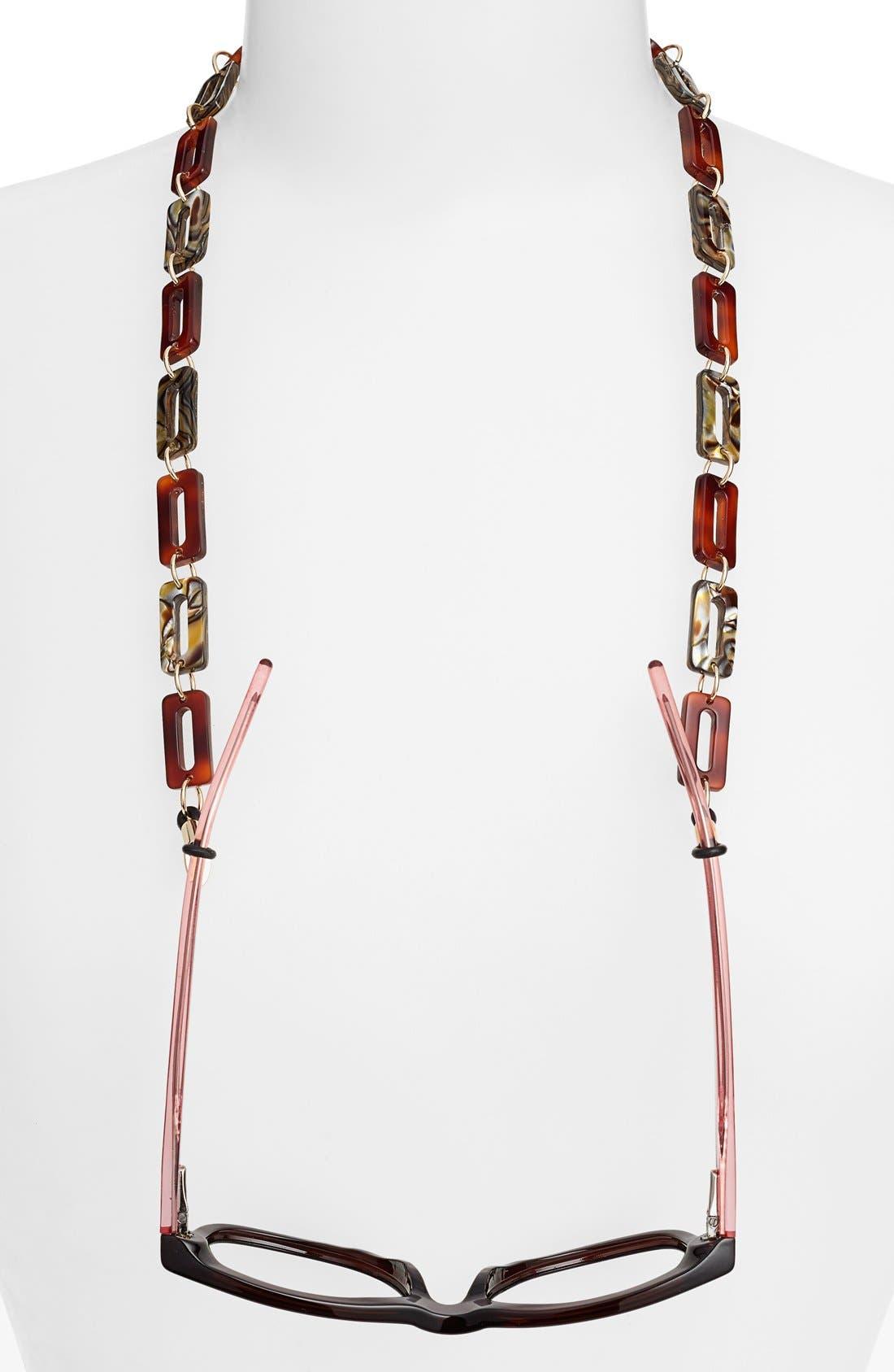 L. Erickson 'Mim Mod' Eyewear Chain