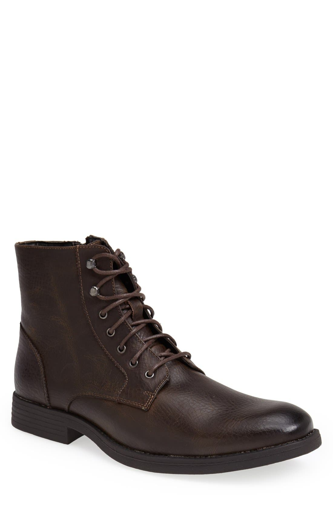 ROBERT WAYNE 'Elbio' Plain Toe Boot