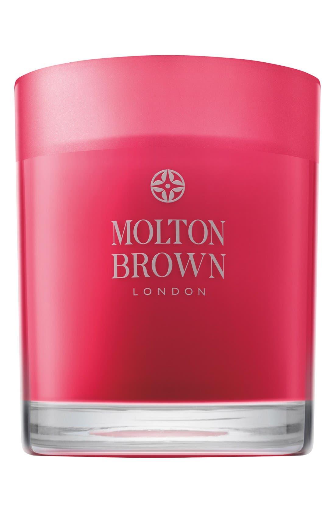 Main Image - MOLTON BROWN London 'Frankincense & Allspice' Single Wick Candle