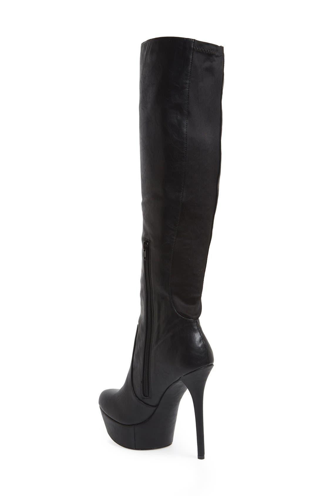 Alternate Image 2  - Steve Madden 'Animall' Platform Boot (Women)