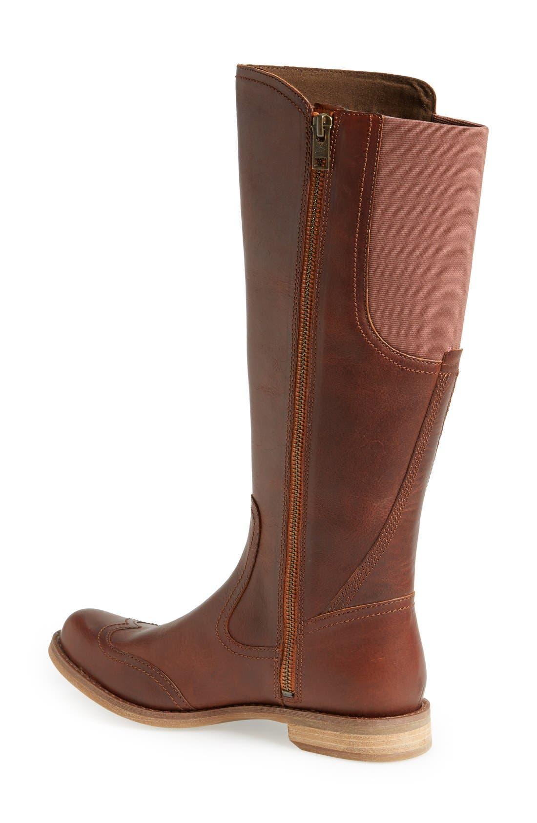 Alternate Image 2  - Timberland Earthkeepers® 'Savin Hill' Tall Boot (Women)