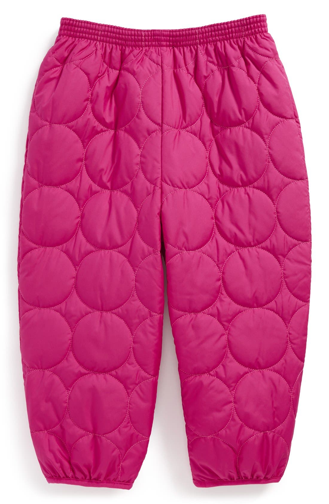 Alternate Image 2  - Patagonia 'Puff-Ball' Reversible Snow Pants (Toddler Girls)