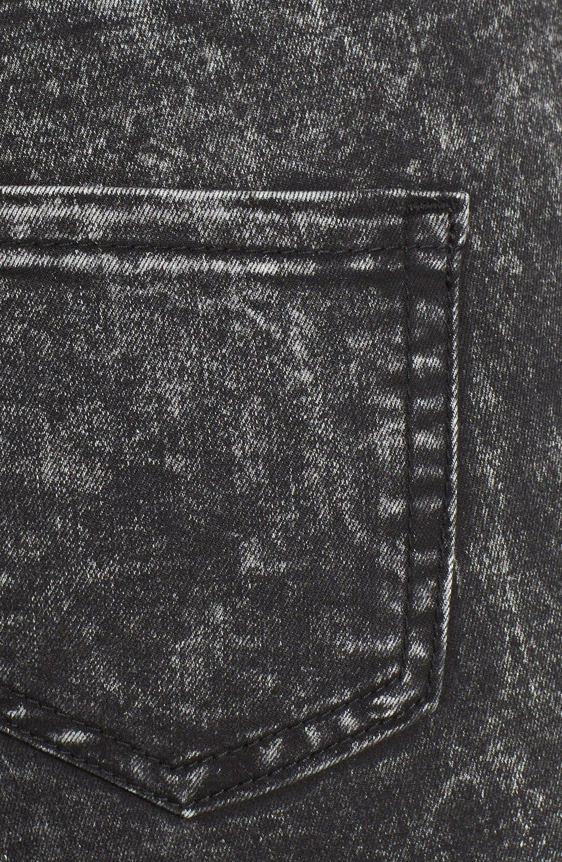 Alternate Image 3  - Glamorous Distressed Skinny Pants
