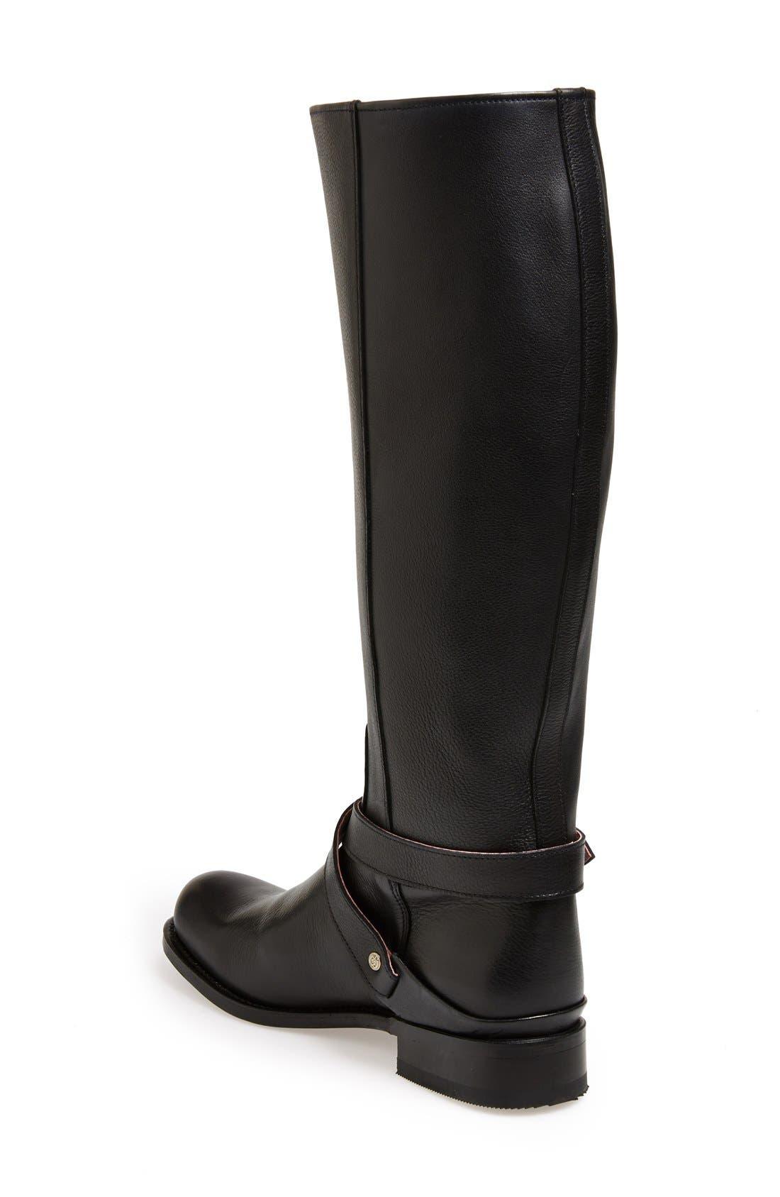 Alternate Image 2  - Sendra Leather Tall Boot (Women)