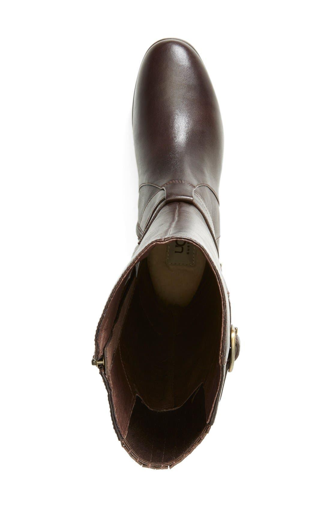Alternate Image 5  - UGG® Australia 'Beryl' Riding Boot (Women)