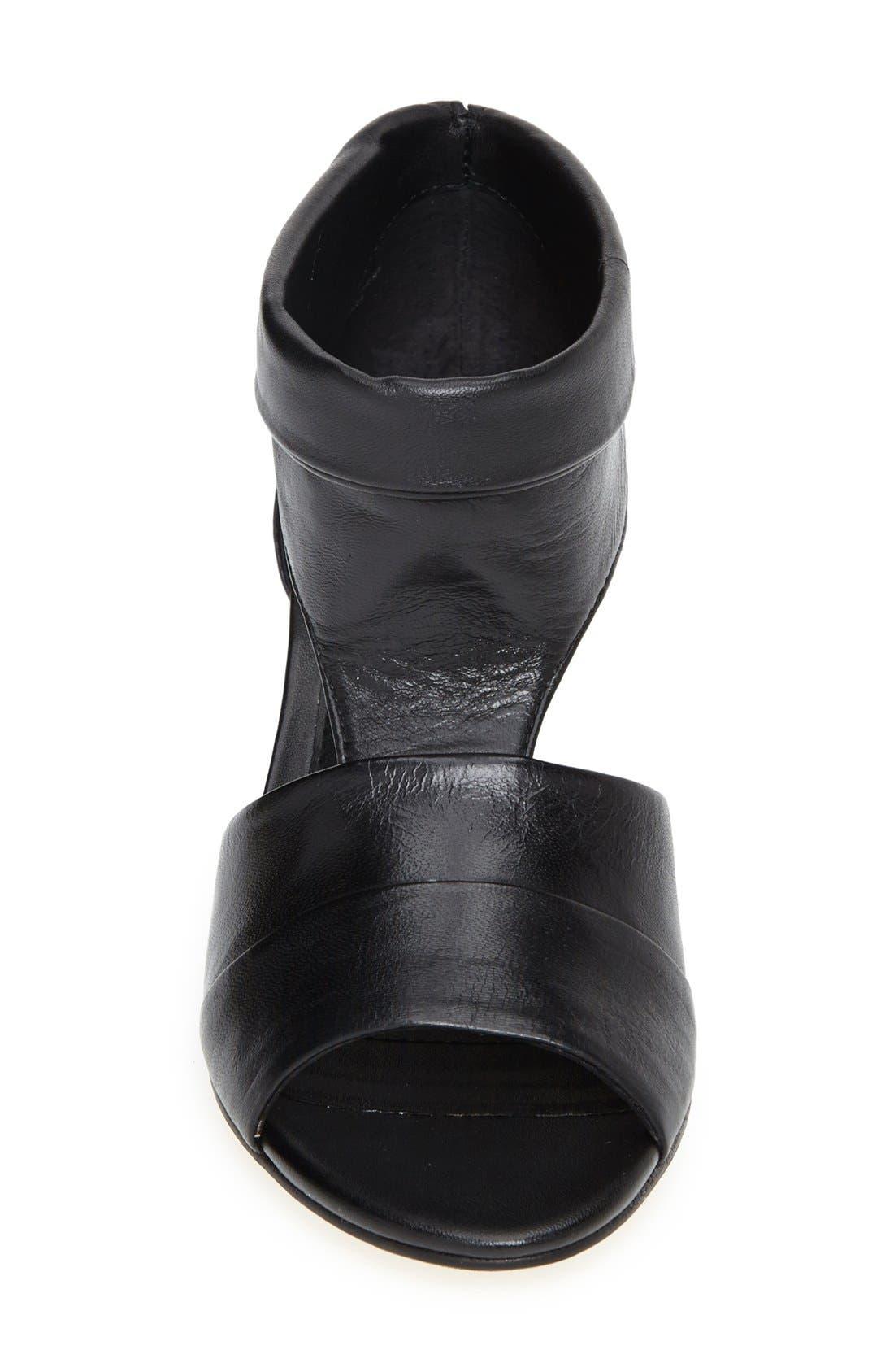 Alternate Image 3  - T Tahari 'Rumer' Cuff Leather Bootie (Women)