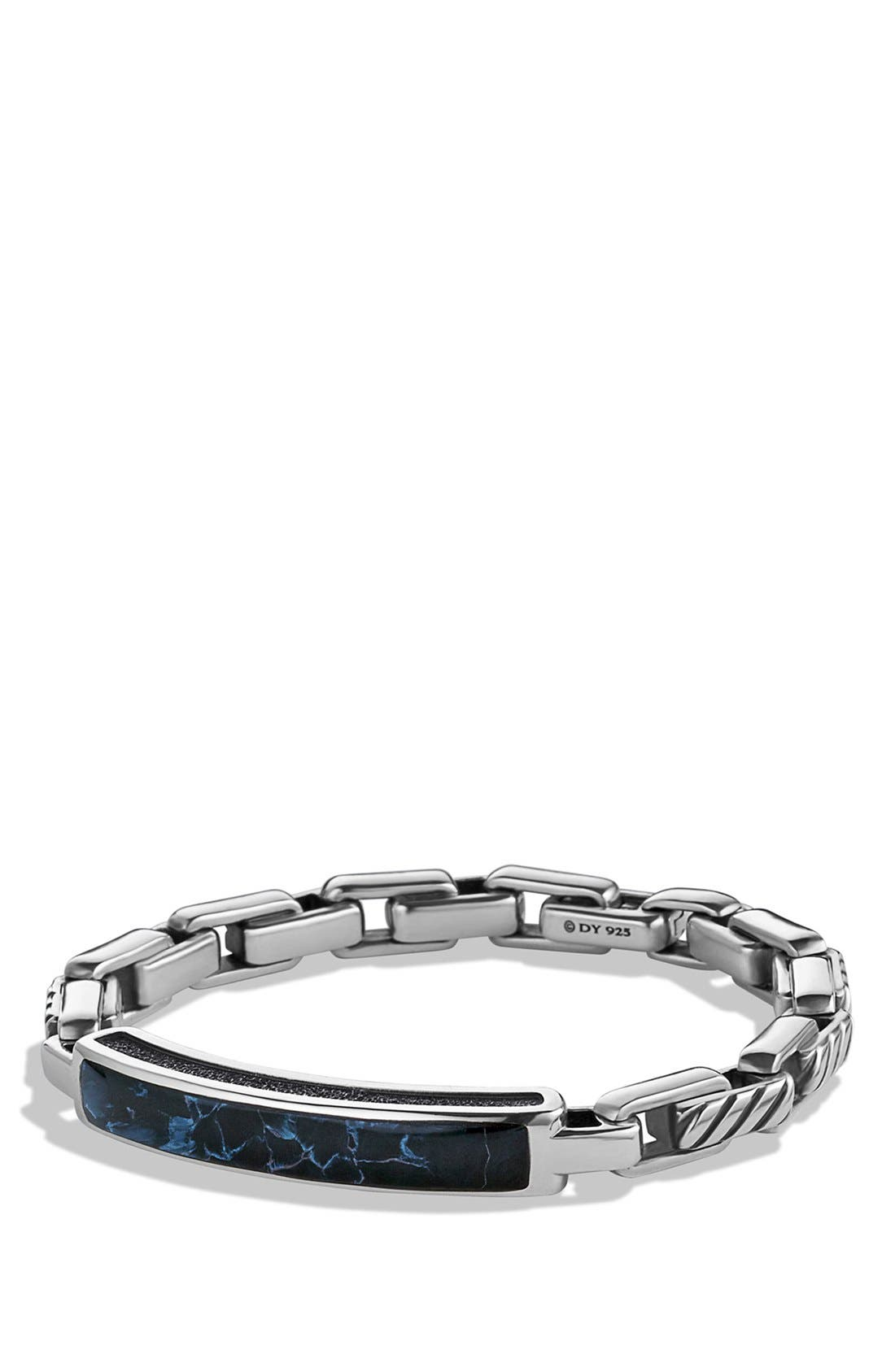 David Yurman ' Modern Cable' ID Bracelet