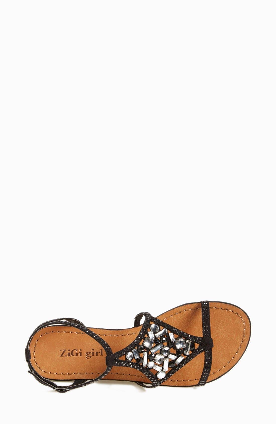 Alternate Image 2  - ZiGi girl 'Faylinn' Sandal (Women)