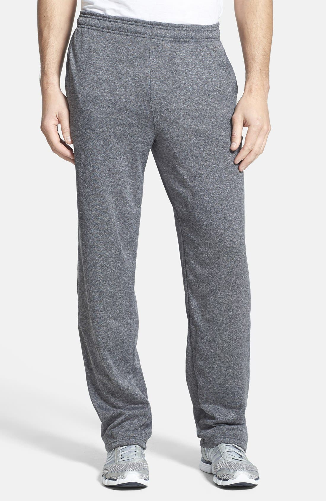 Alternate Image 1 Selected - adidas 'Ultimate' Fleece Pants