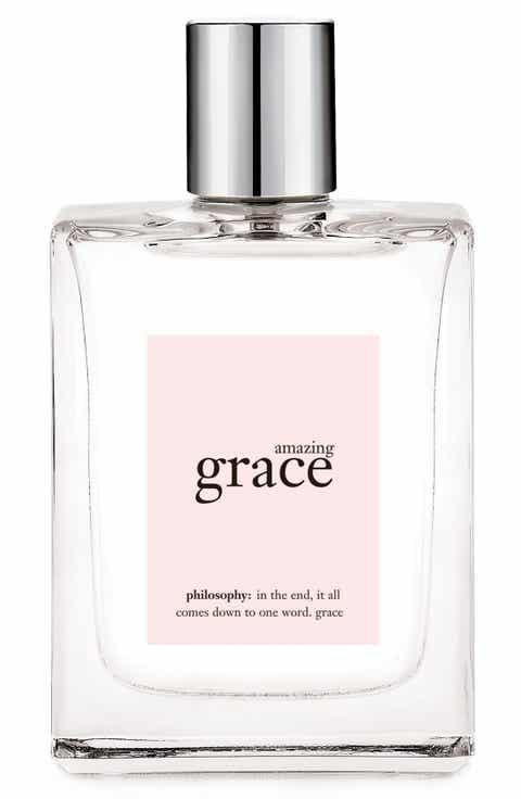 philosophy 'amazing grace' eau de toilette spray