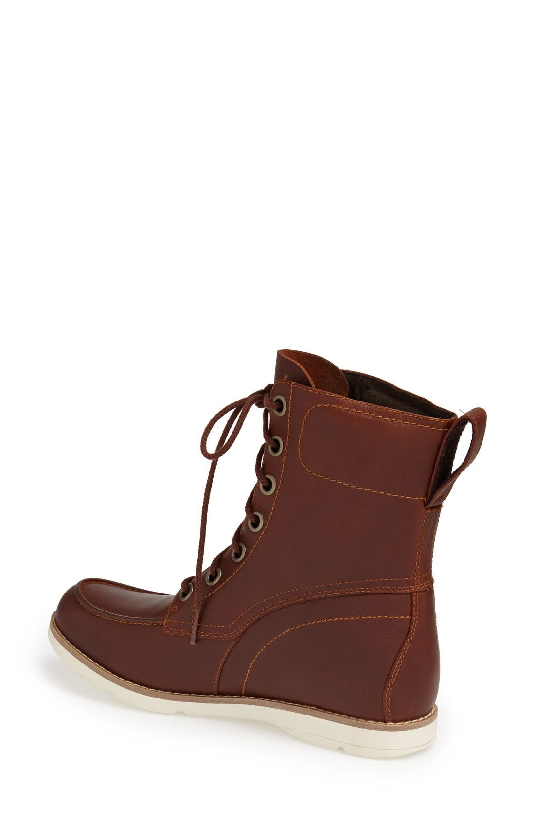 Alternate Image 2  - Timberland Earthkeepers® 'Mosely' Waterproof Leather Boot (Women)