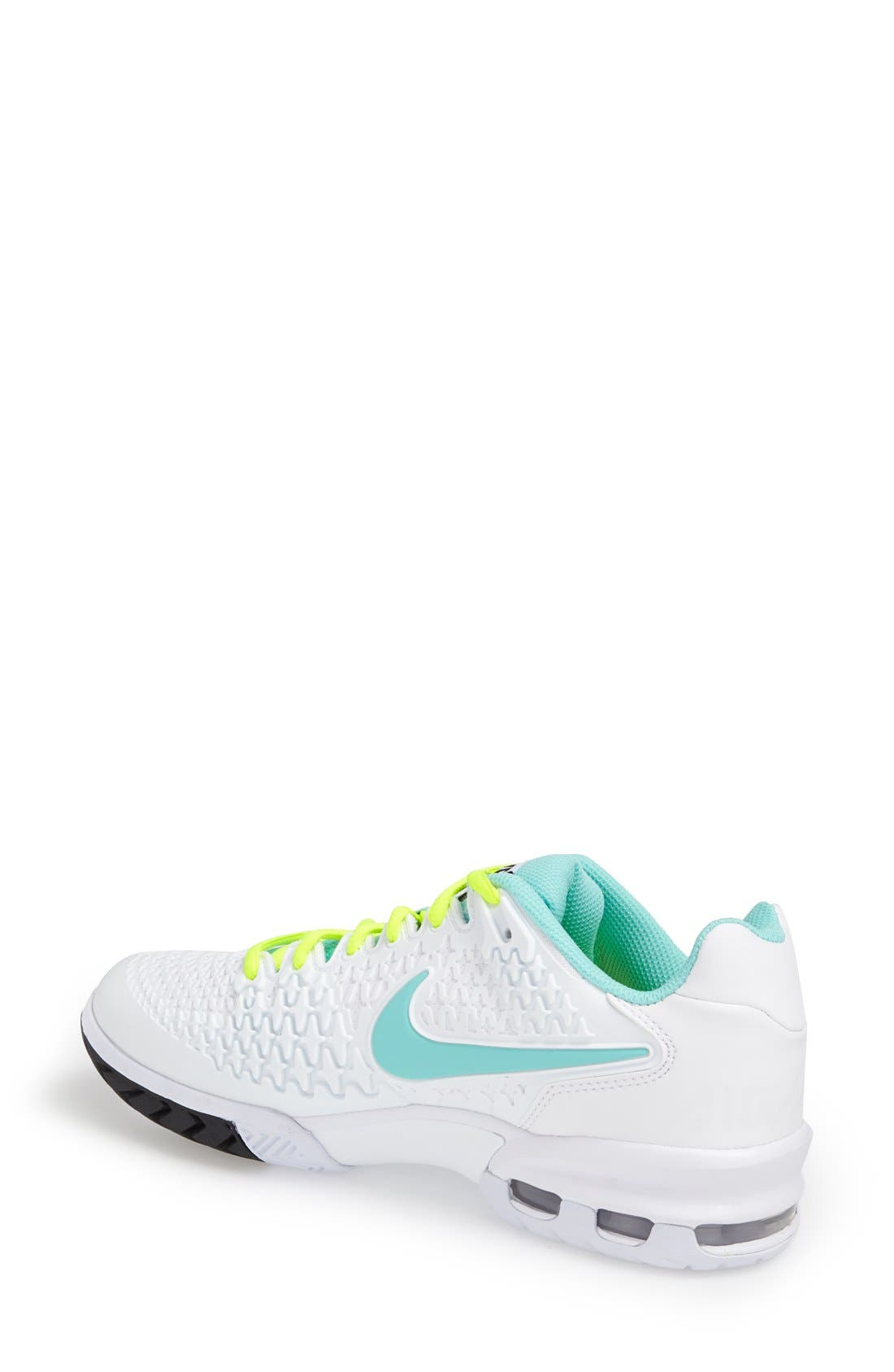 Alternate Image 2  - Nike 'Air Max Cage' Tennis Shoe (Women) (Regular Retail Price: $115.00)