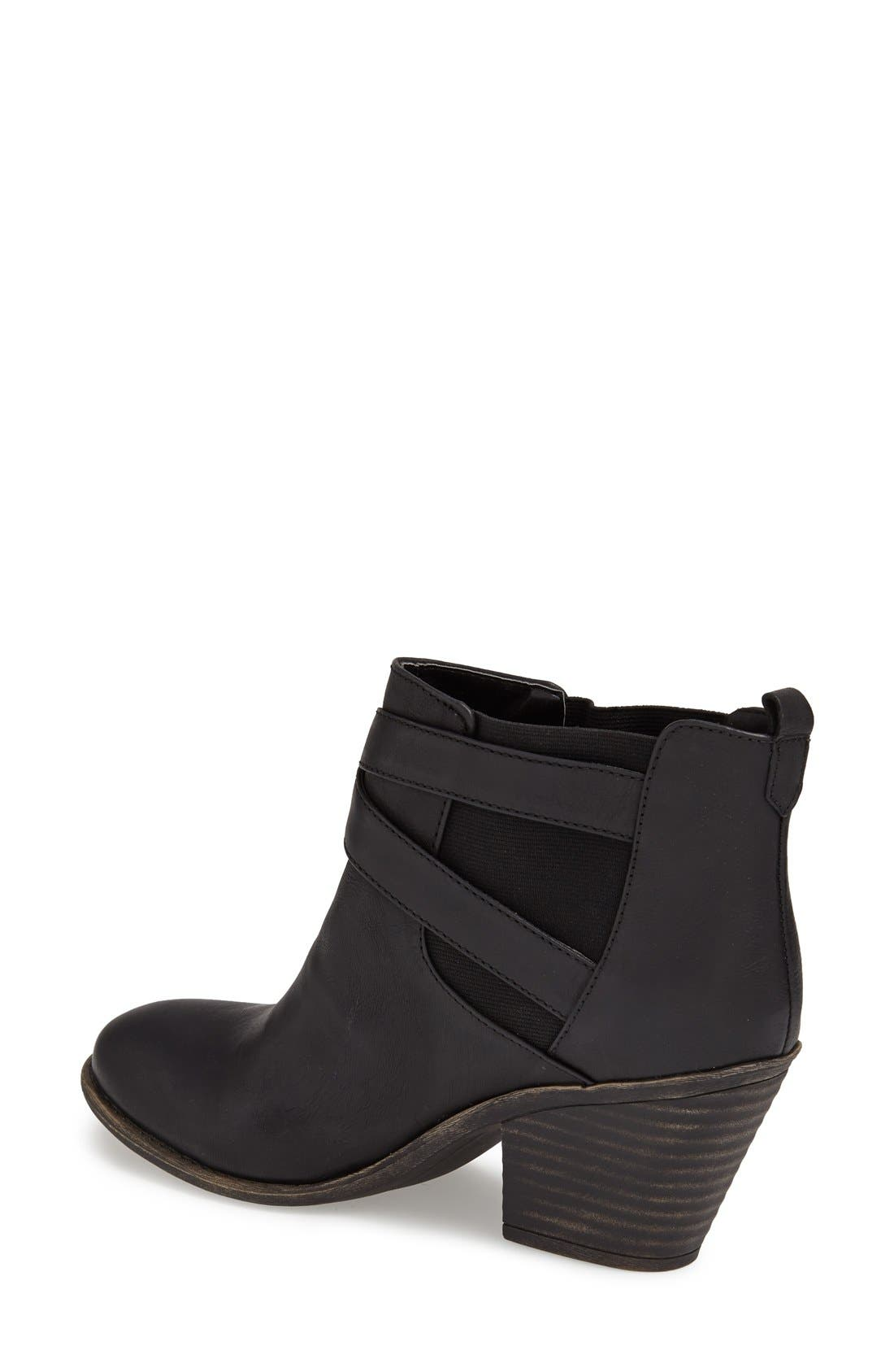 Alternate Image 2  - Sole Society 'Maris' Leather Bootie (Women)