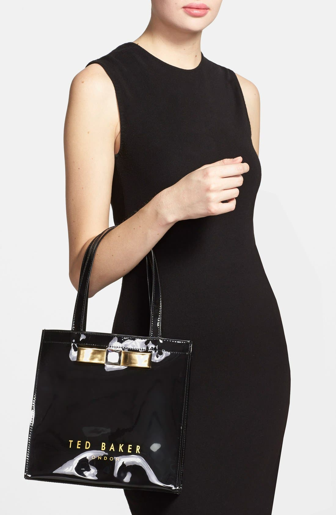 Alternate Image 2  - Ted Baker London 'Bow Icon - Small' Tote