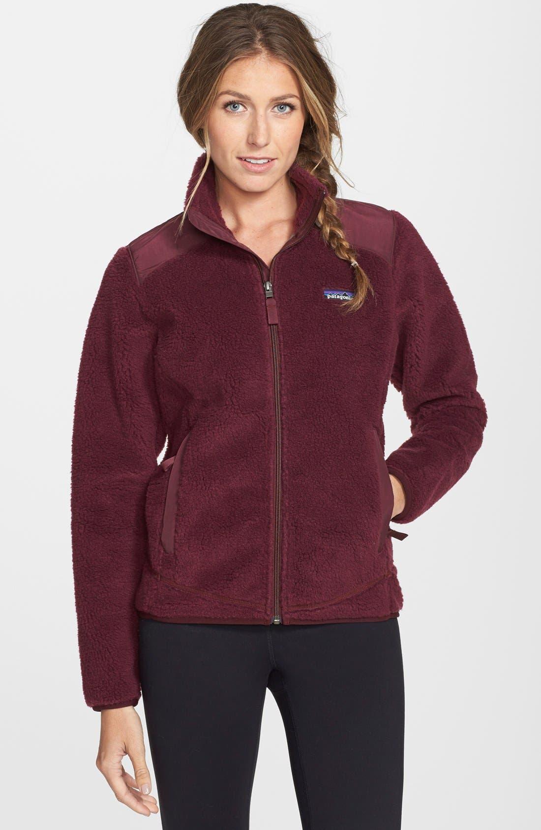 Alternate Image 1 Selected - Patagonia 'Retro-X' Fleece Jacket