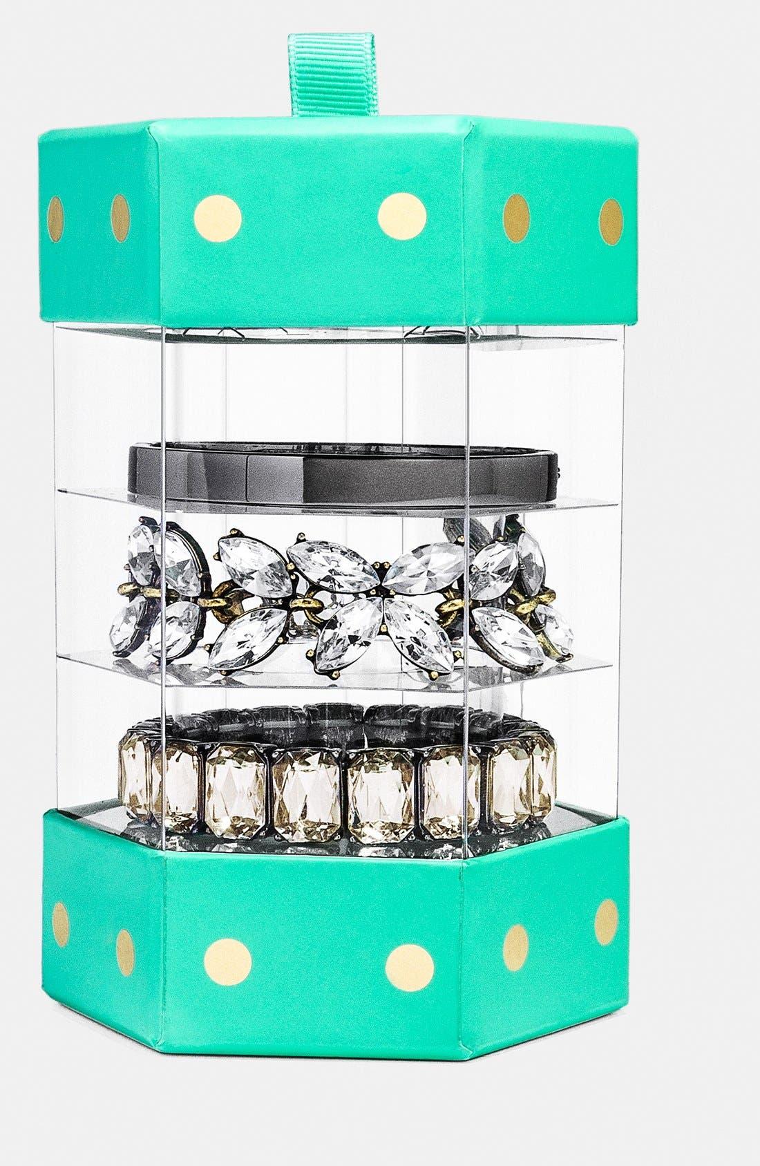 Alternate Image 1 Selected - BaubleBar 'Classic: Evening Bracelet Stack' Bangle Gift Set