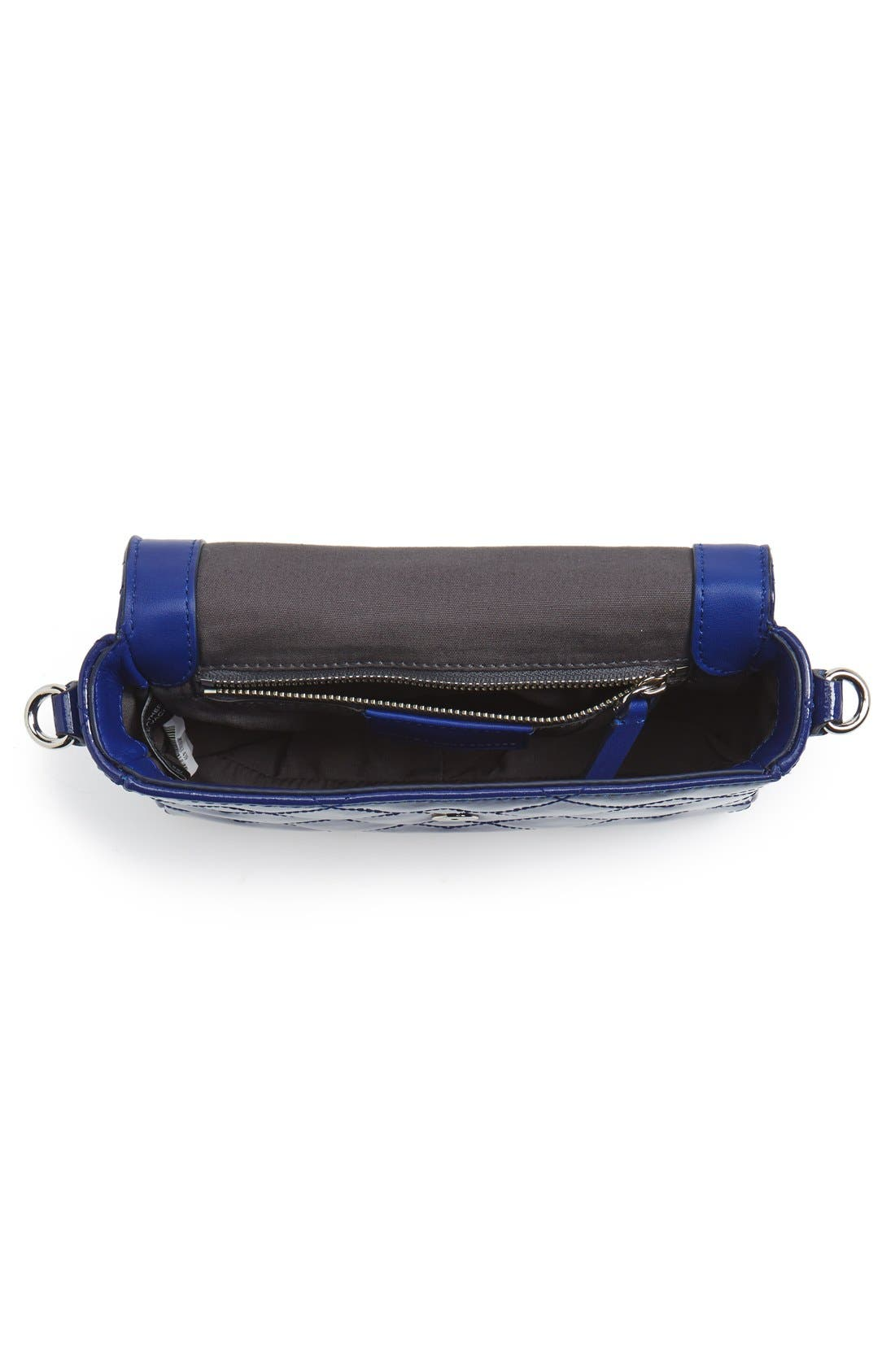 Alternate Image 3  - MARC BY MARC JACOBS 'Nifty Gifty - Julie' Patent Leather Crossbody Bag