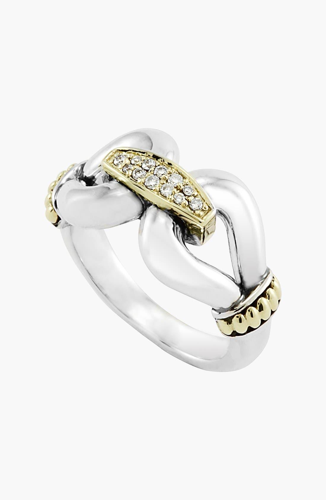 Main Image - LAGOS 'Derby' Large Diamond Ring