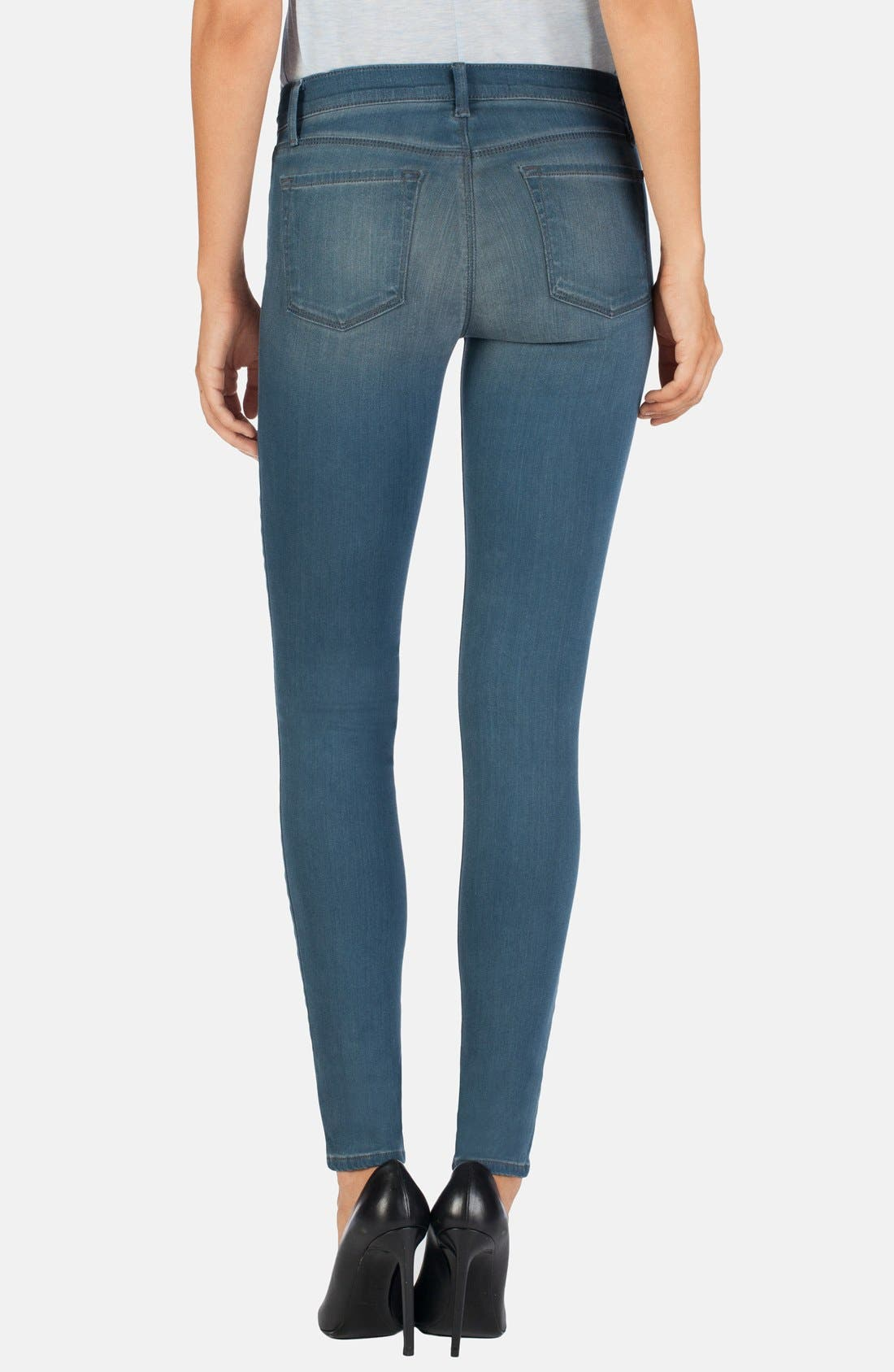 Alternate Image 2  - J Brand '620' Skinny Jeans (Impulse)
