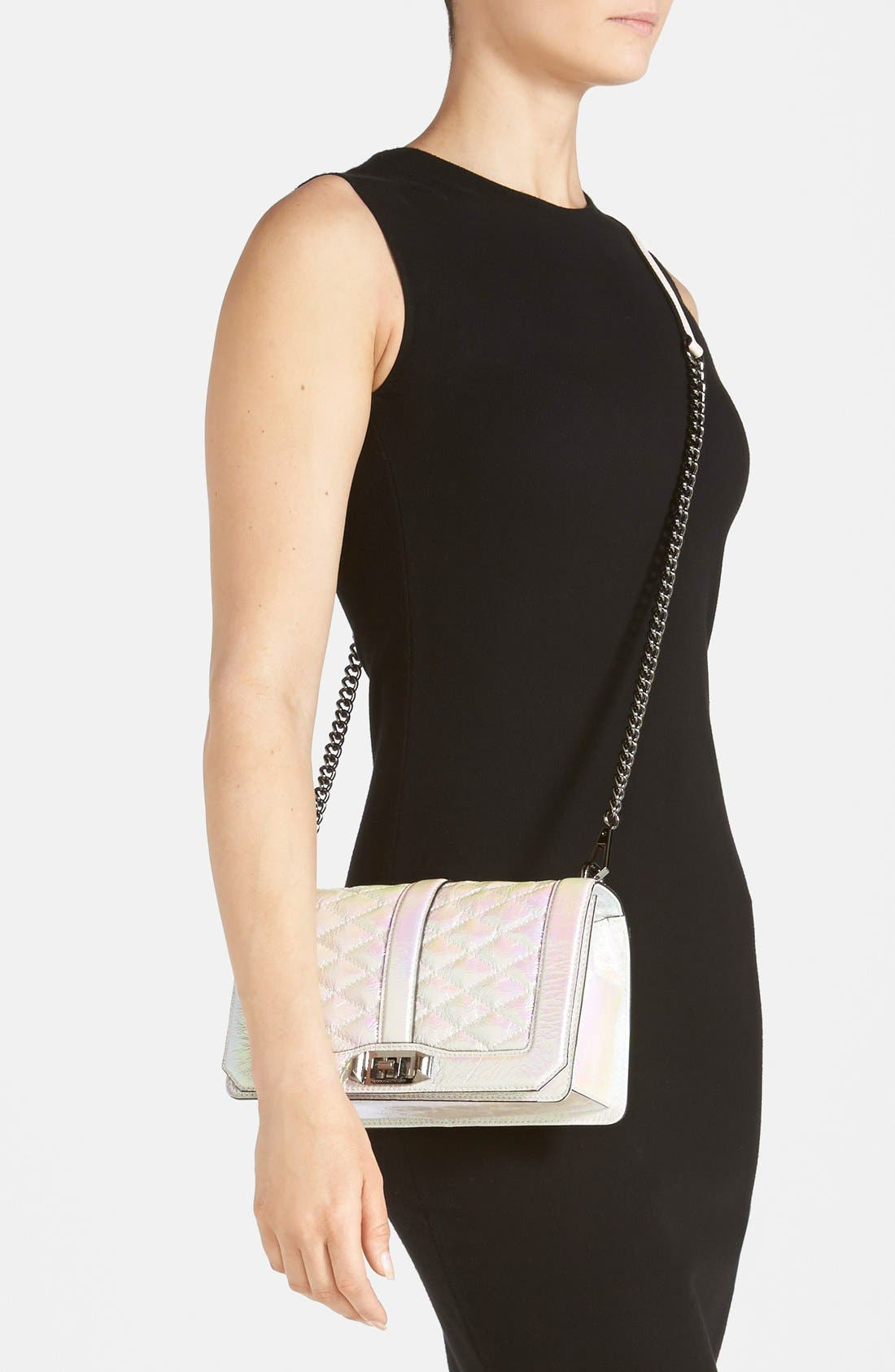 Alternate Image 2  - Rebecca Minkoff 'Love' Crossbody Bag