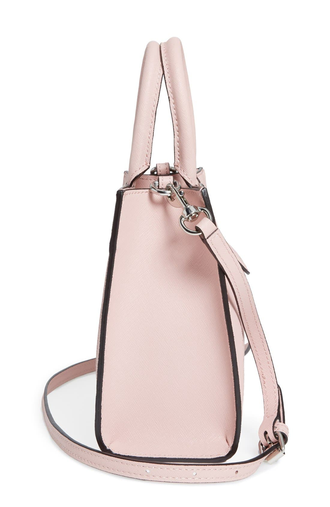 Alternate Image 3  - Rebecca Minkoff 'Mini M.A.B. Tote' Crossbody Bag