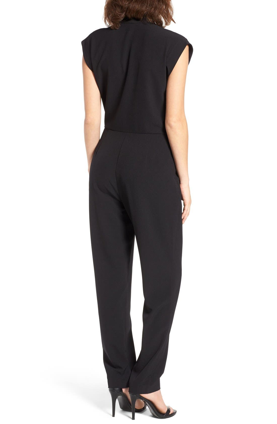 Alternate Image 2  - cupcakes and cashmere Hanna Jumpsuit