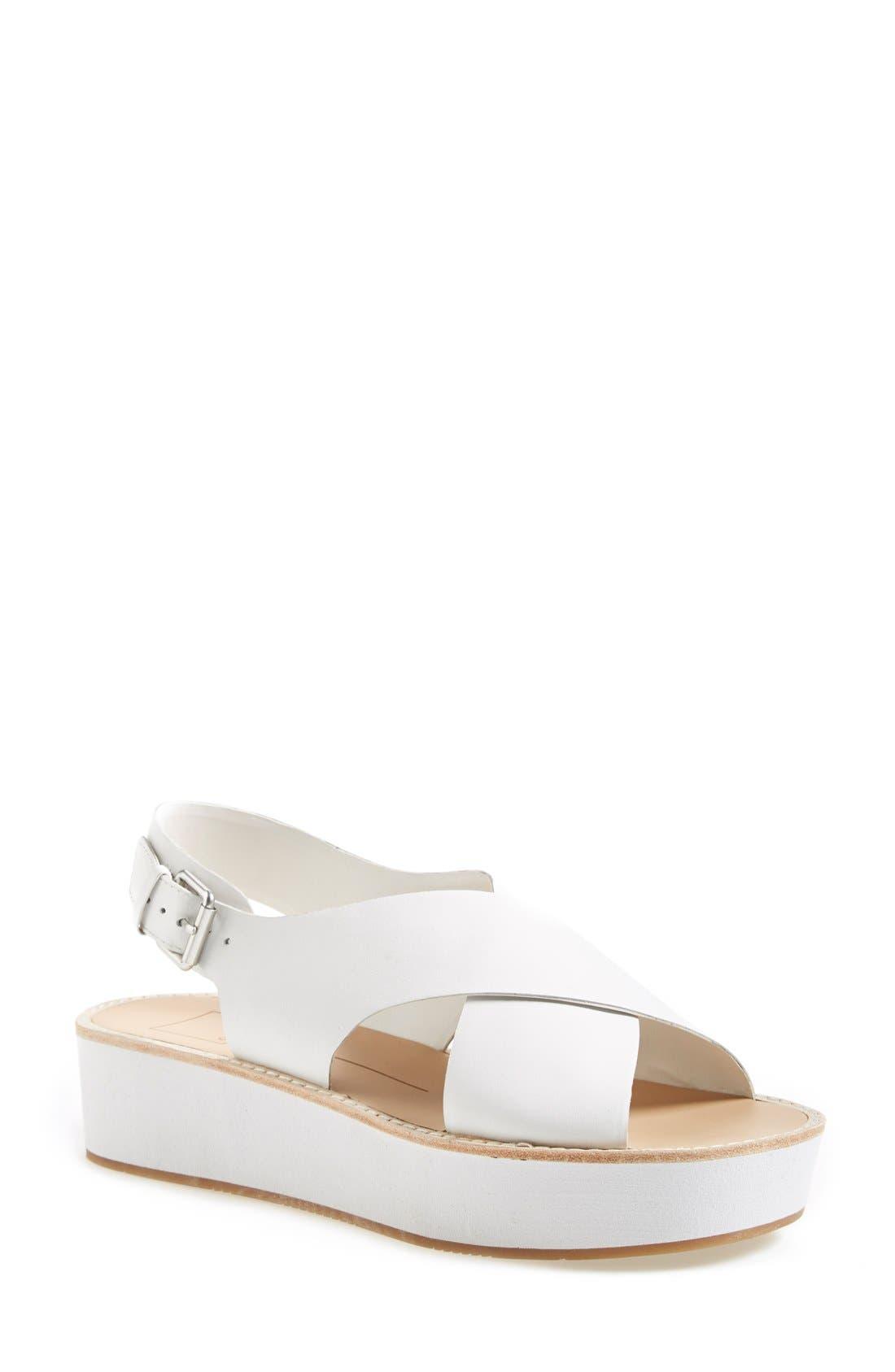 Alternate Image 1 Selected - Dolce Vita 'Ziggie' Sandal (Women)