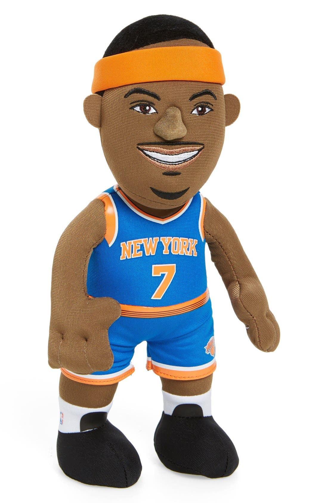 BLEACHER CREATURES New York Knicks Carmelo Anthony Plush