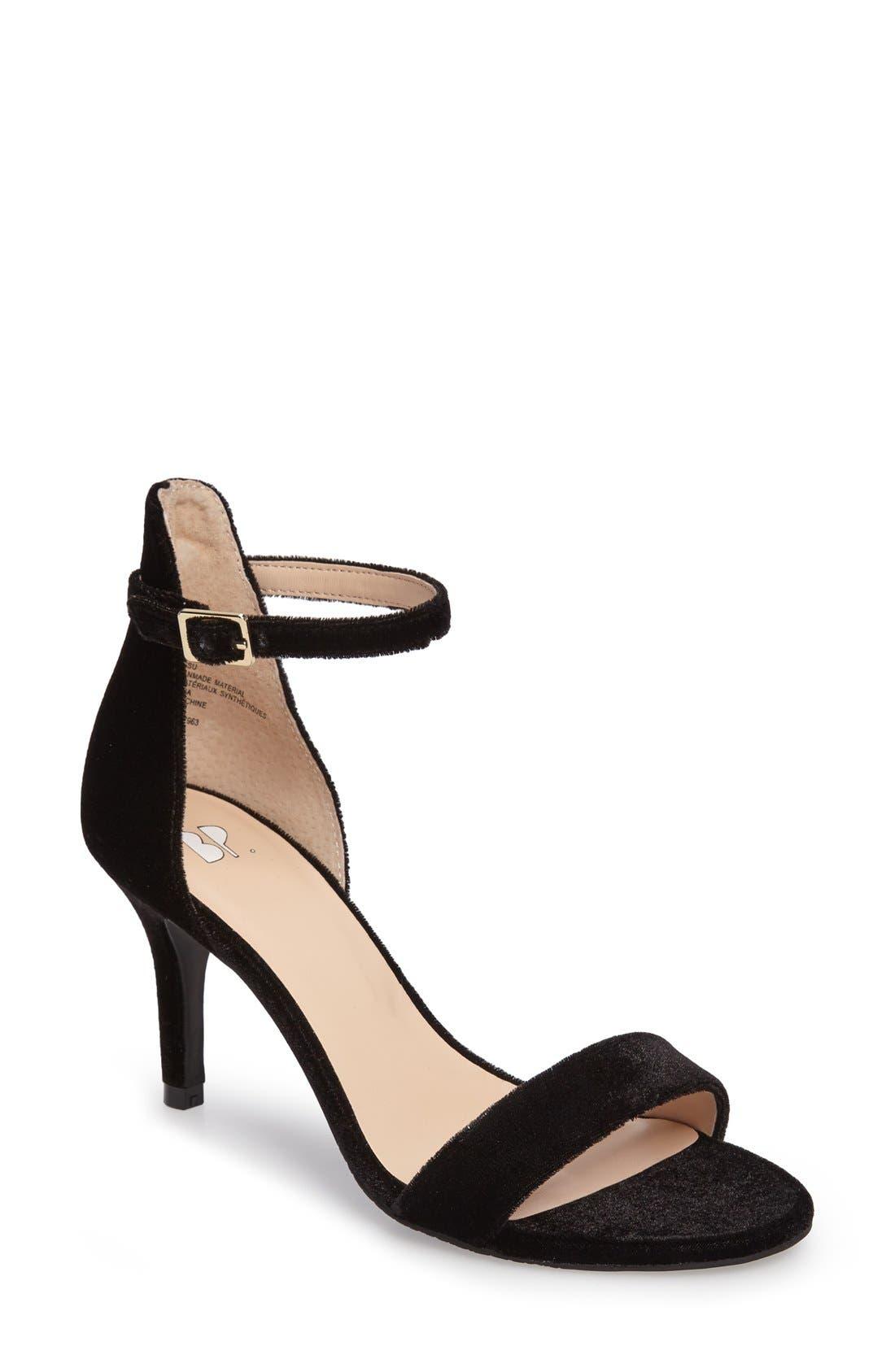 Main Image - BP. 'Luminate' Open Toe Dress Sandal (Women)