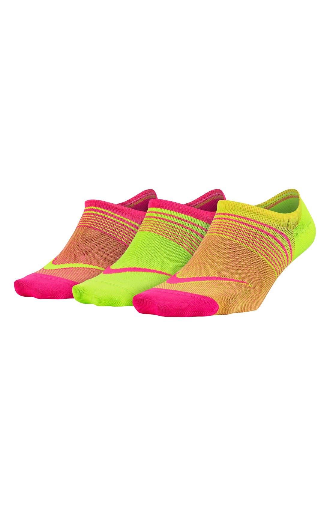 Nike 3-Pack No-Show Socks