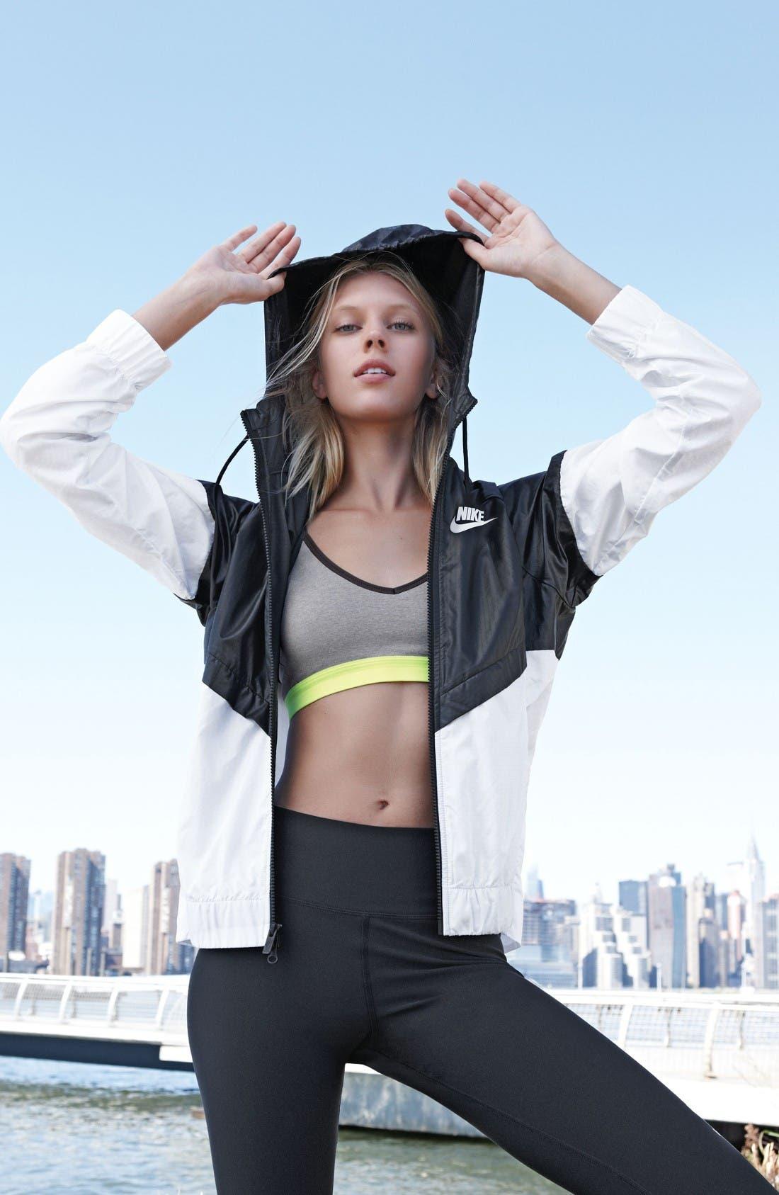 Alternate Image 7  - Nike 'Windrunner' Hooded Windbreaker