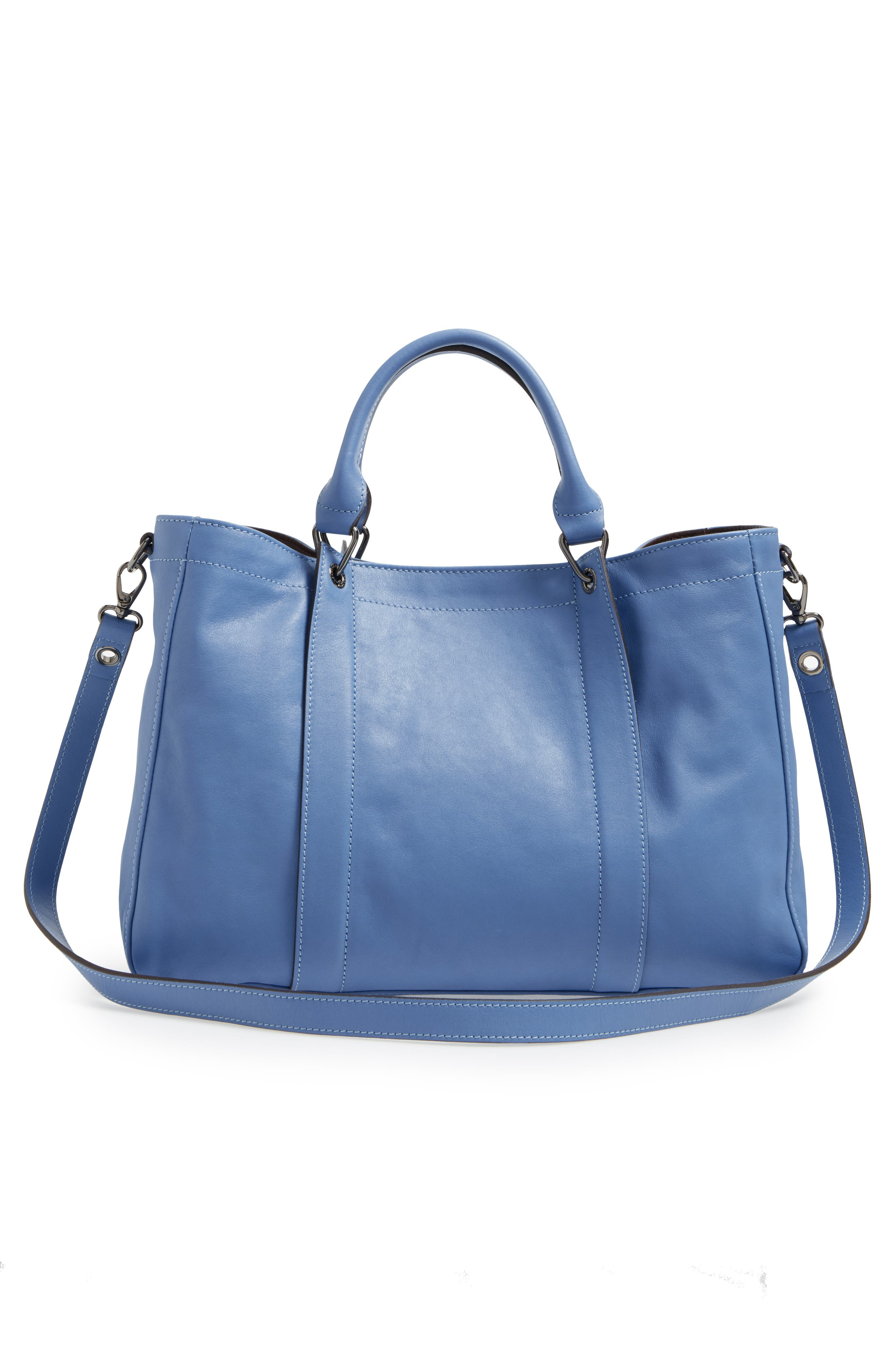 Alternate Image 2  - Longchamp '3D - Small' Leather Tote