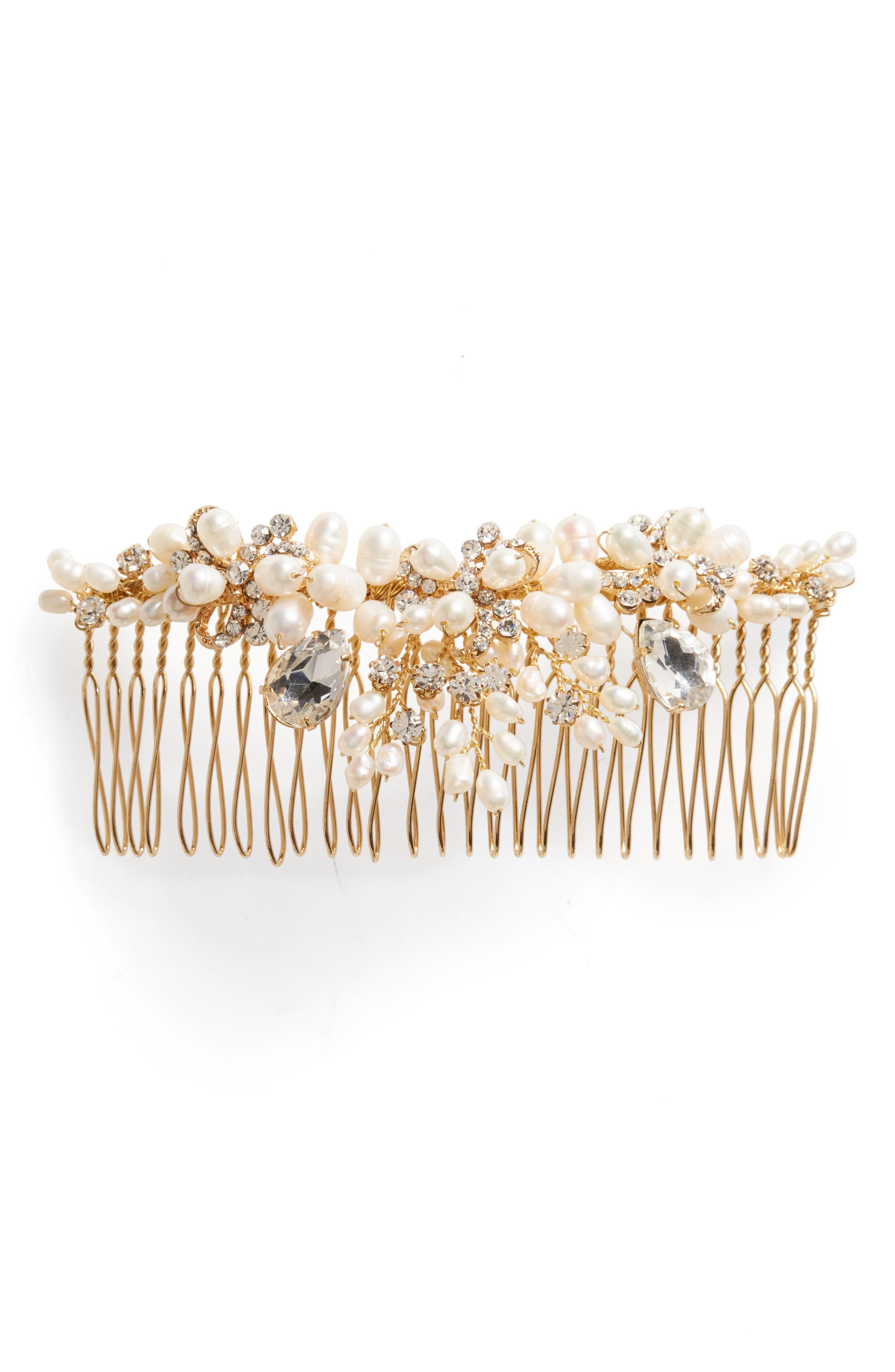 Alternate Image 2  - Cara 'Vintage' Hair Comb