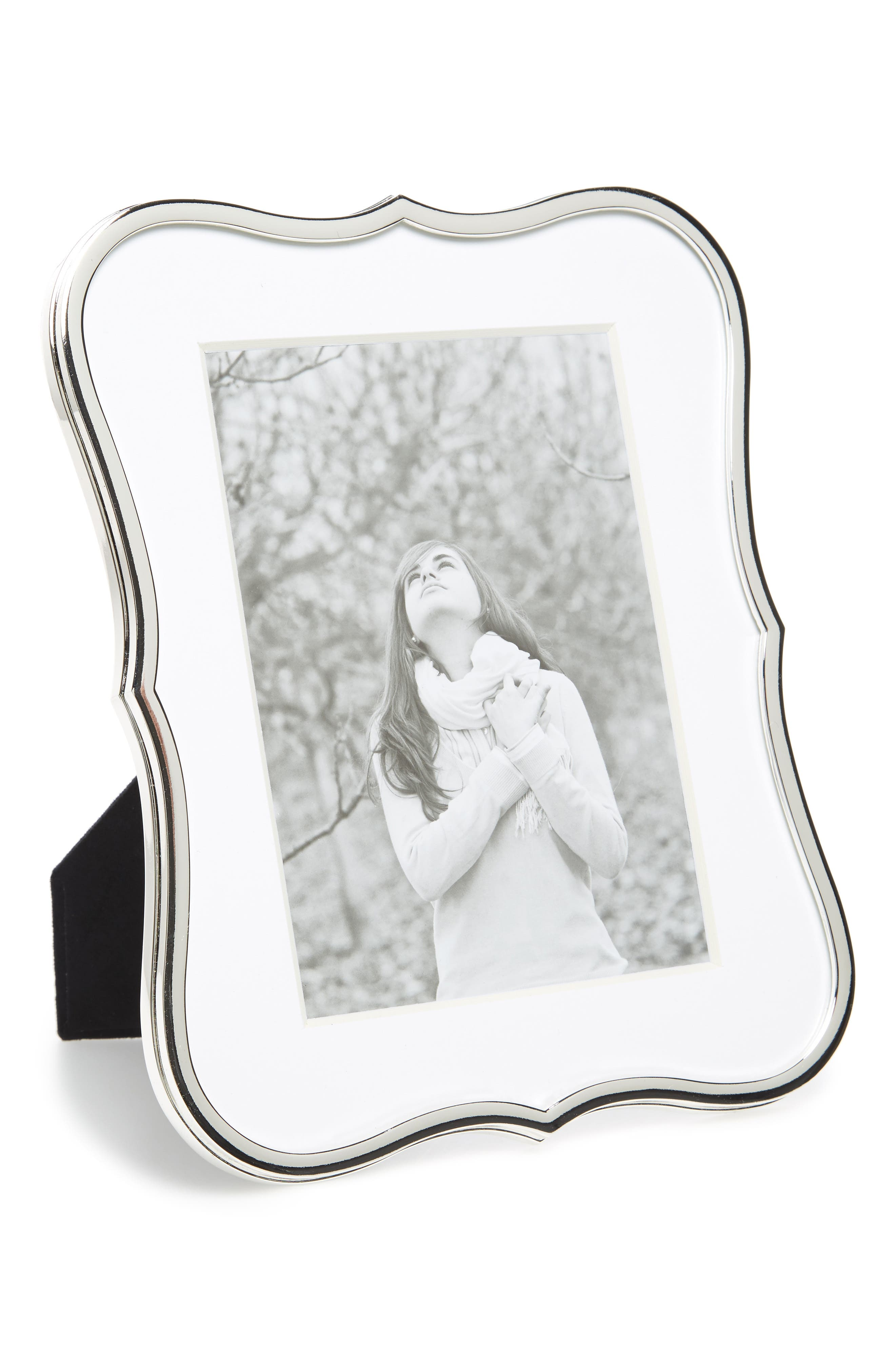 Alternate Image 1 Selected - kate spade new york crown point picture frame