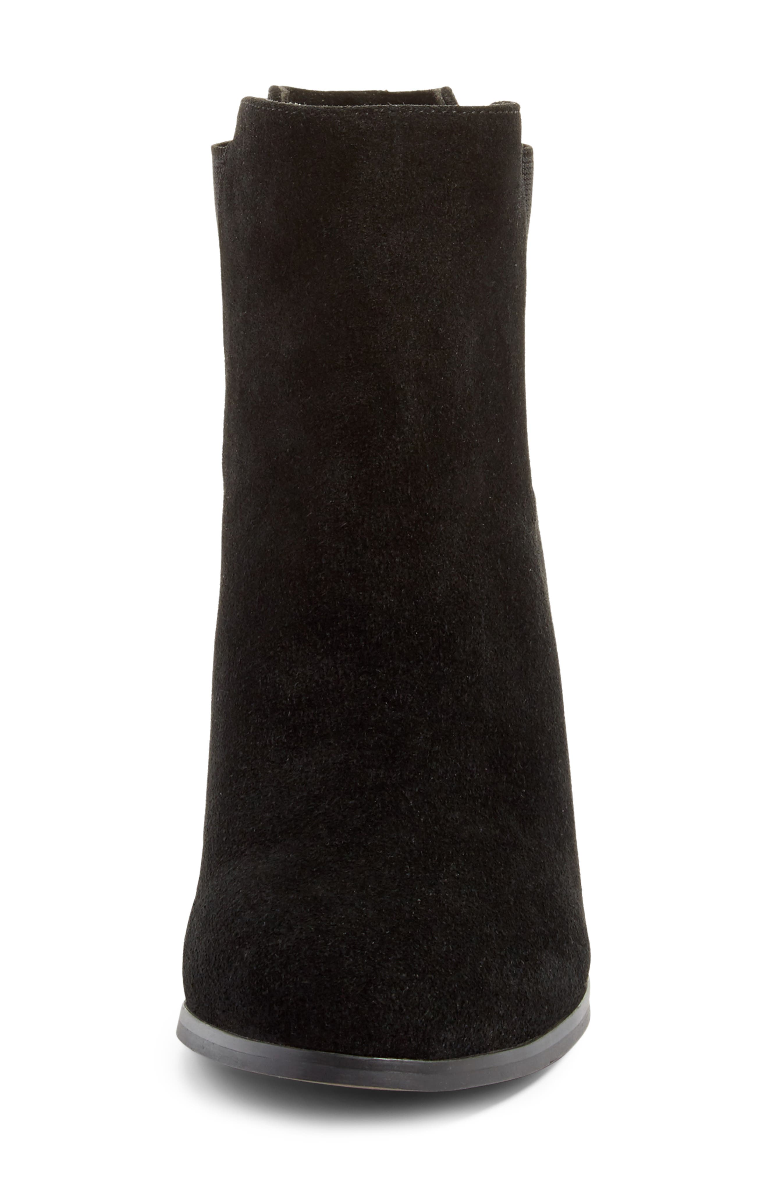 Alternate Image 3  - Sole Society 'Lylee' Suede Bootie (Women)