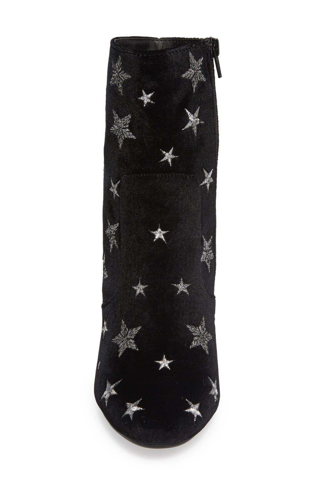 Alternate Image 3  - Steve Madden Edit Embroidered Star Bootie (Women)